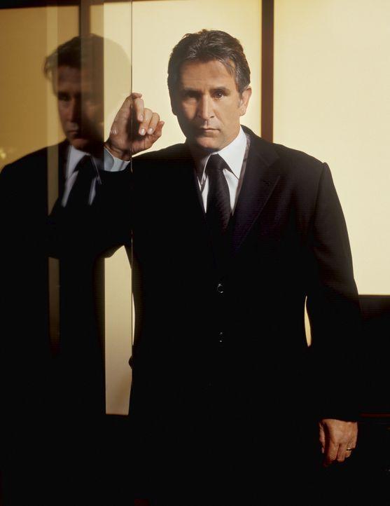 (5. Staffel) - Detective Jack Malone (Anthony LaPaglia) ist der erfahrene Kopf der Spezialeinheit. Er hat in seiner Dienstzeit schon einiges erlebt... - Bildquelle: Warner Bros. Entertainment Inc.