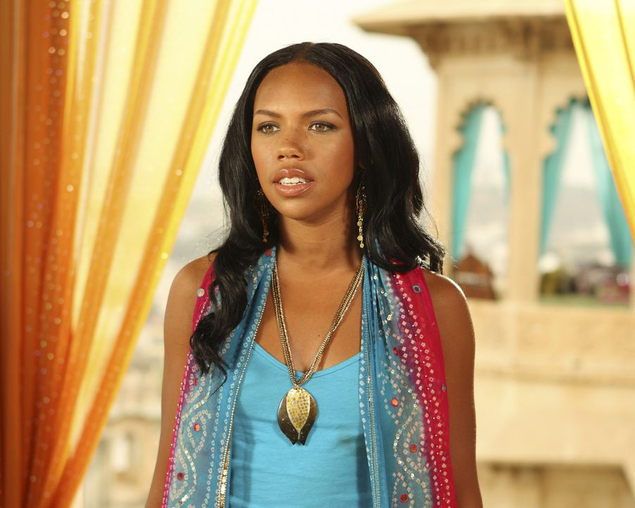 Kann Aqua (Kiely Williams) die Hauptrolle ergattern? - Bildquelle: Disney - ABC - ESPN Television