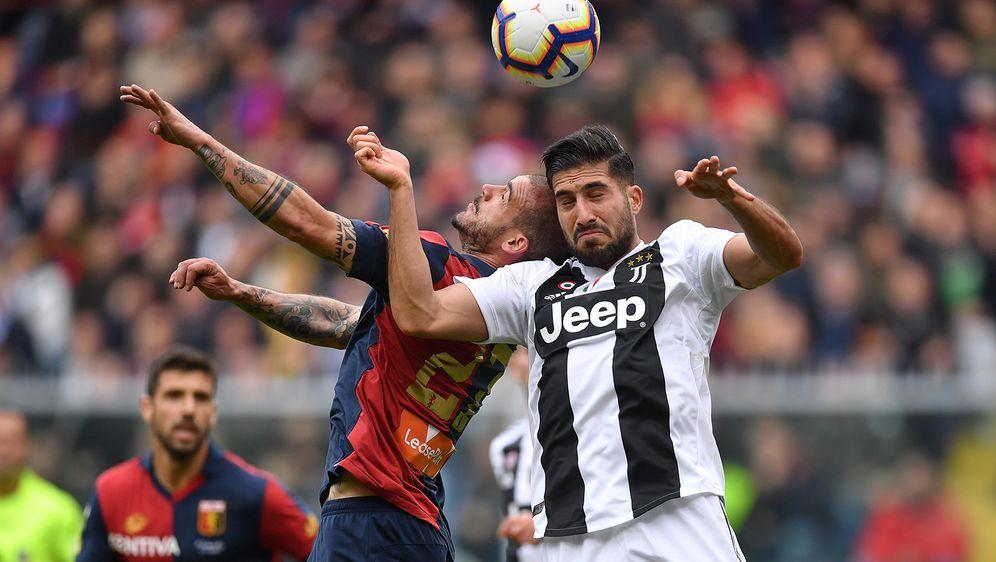 Turin verliert ohne Ronaldo gegen Genua - Bildquelle: Getty