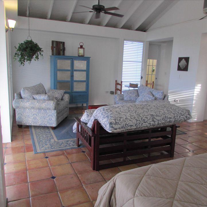 Die Entscheidung nach Puerto Rico zu ziehen und sich dort ein Haus in der Karibik zu gönnen, haben Griselle und Steve Muccilo vor allem getroffen, u... - Bildquelle: 2013, HGTV/Scripps Networks, LLC. All Rights Reserved.