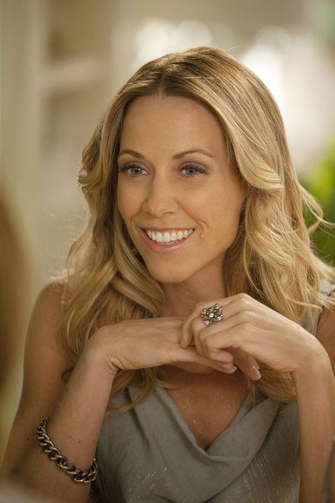Ist sich nicht sicher, ob Jules eine Gefährdung für ihre Beziehung mit Grayson darstellen könnte: Sara (Sheryl Crow) ... - Bildquelle: 2009 ABC INC.