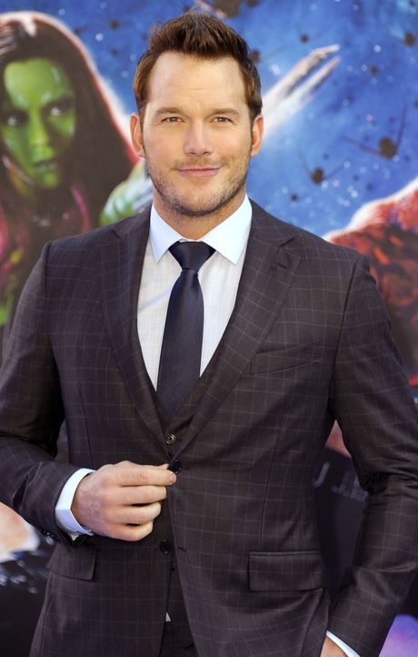 Chris-Pratt-Guardians-of-the-Galaxy-WENN-com - Bildquelle: WENN.com