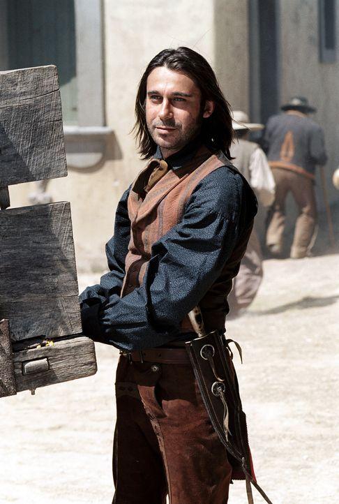 Juan Seguin (Jordi Molla) - Bildquelle: Disney - ABC International Television