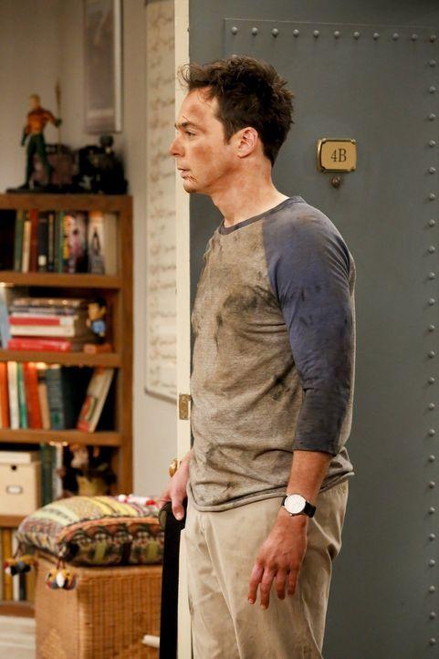 """Was spielt sich alles in Sheldons (Jim Parsons) Kopf ab und welche seiner facettenreichen Persönlichkeiten ist die """"wahre""""? - Bildquelle: Warner Bros. Television"""