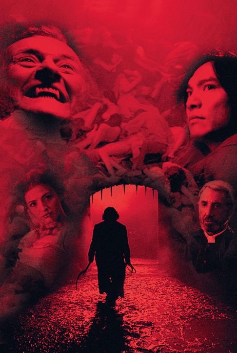 Wes Craven präsentiert Dracula III - Legacy - Artwork - Bildquelle: Buena Vista Home Entertainment, Inc. All rights reserved