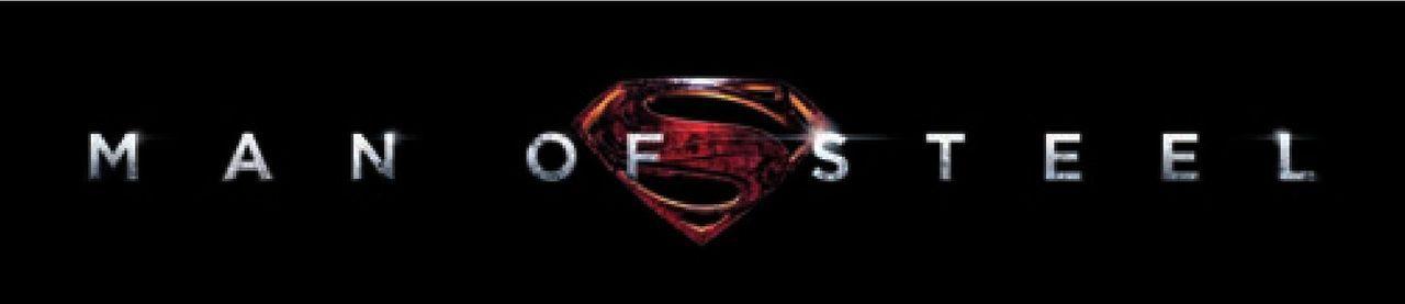 MAN OF STEEL - Logo - Bildquelle: 2013 Warner Brothers