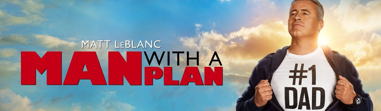 (1. Staffel) - MAN WITH A PLAN - Artwork - Bildquelle: 2016 CBS Broadcasting, Inc. All Rights Reserved