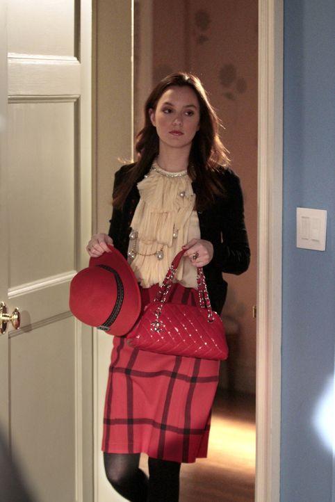 Hat ihren Job bei W. aufgegeben: Blair (Leighton Meester) ... - Bildquelle: Warner Bros. Television