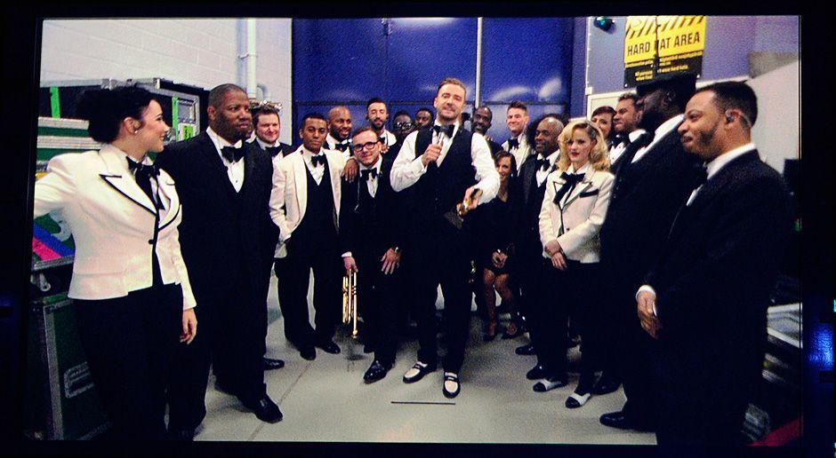 Billboard-Music-Awards-Justin-Timberlake-via-satellite-14-05-18-getty-AFP - Bildquelle: getty-AFP