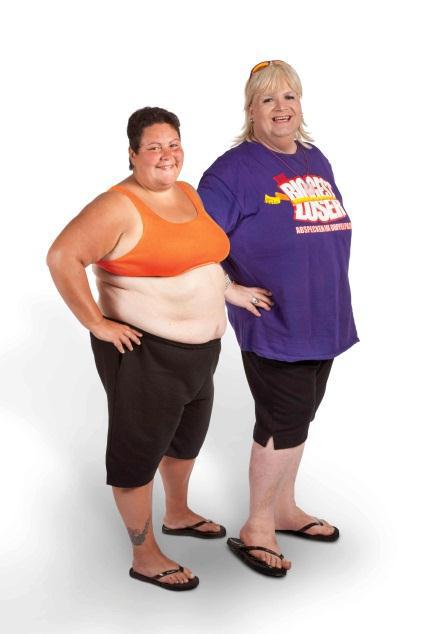 The-Biggest-Loser-Jenny-und-Martina - Bildquelle: SAT.1