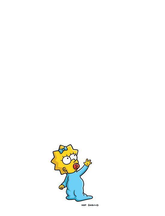 (23. Staffel) - Das Nesthäkchen der Simpsons: die kleine Maggie. - Bildquelle: und TM Twentieth Century Fox Film Corporation - Alle Rechte vorbehalten