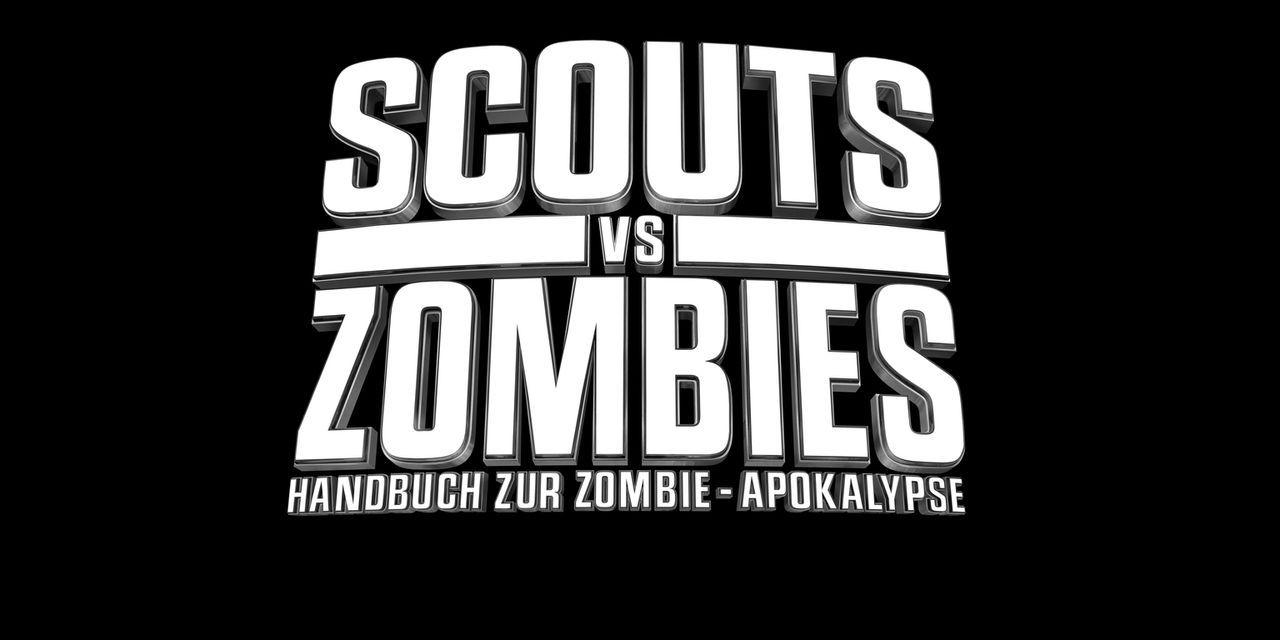 SCOUTS VS. ZOMBIES - HANDBUCH ZUR ZOMBIE-APOKALYPSE - Logo - Bildquelle: Jamie Trueblood 2015 Paramount Pictures. All Rights Reserved.