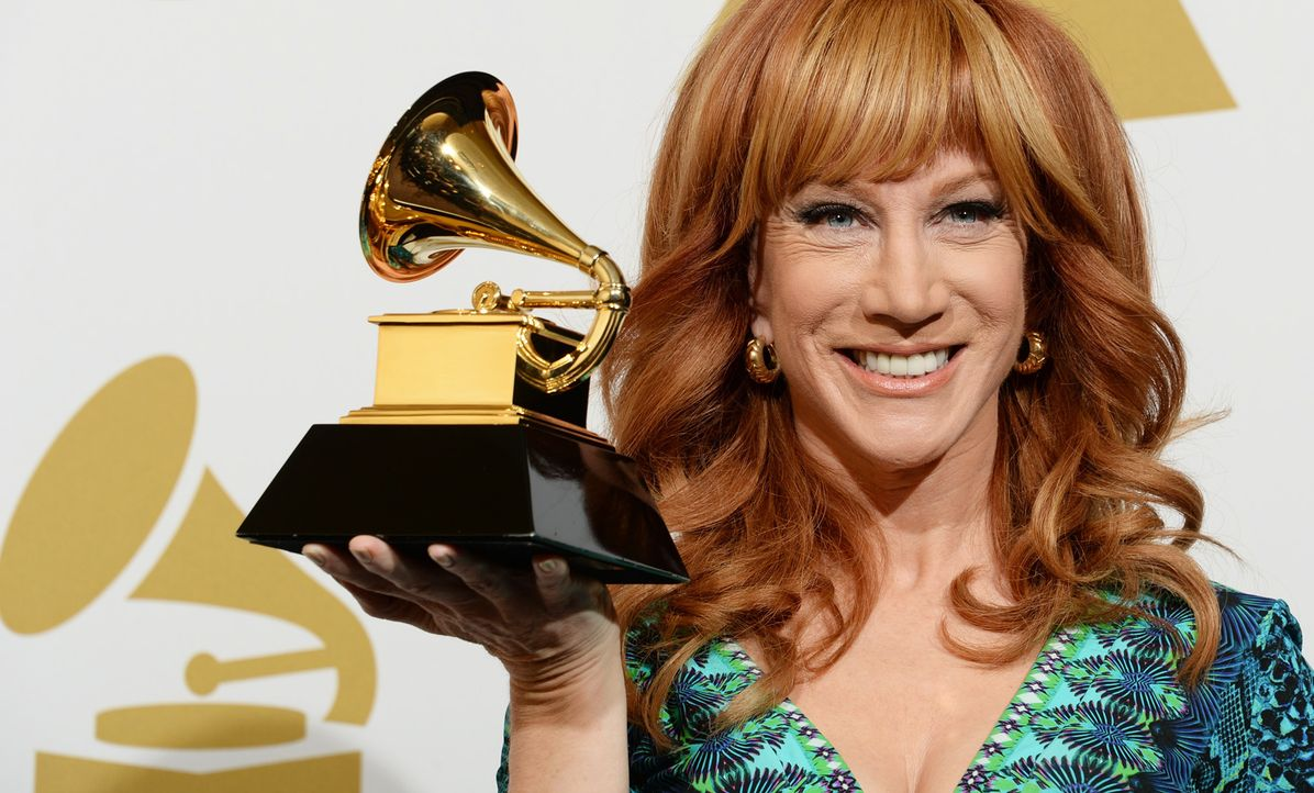 Grammy-Awards-Kathy-Griffin-14-01-26-AFP - Bildquelle: AFP