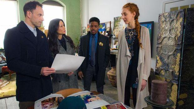 Elementary - Elementary - Staffel 4 Episode 20: Kunst Imitiert Kunst