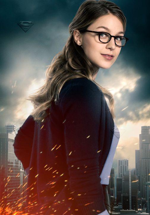 (2. Staffel) - Kara (Melissa Benoist) muss ihr Doppelleben als persönliche Assistentin der Chefin des Medienunternehmens CatCo und als Superheldin,... - Bildquelle: 2016 Warner Bros. Entertainment, Inc.