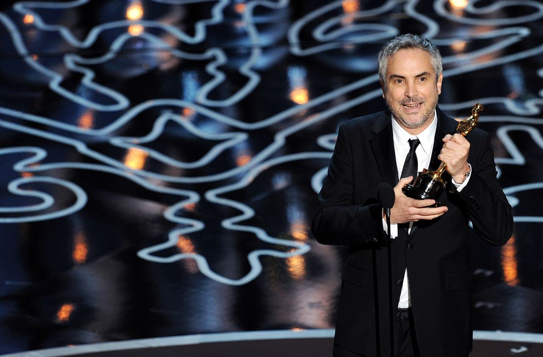 Alfonso-Cuaron-14-03-02-getty-AFP - Bildquelle: getty-AFP