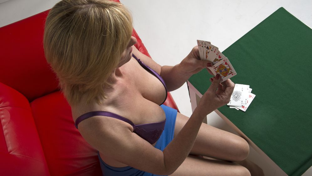 partner beim kartenspiel