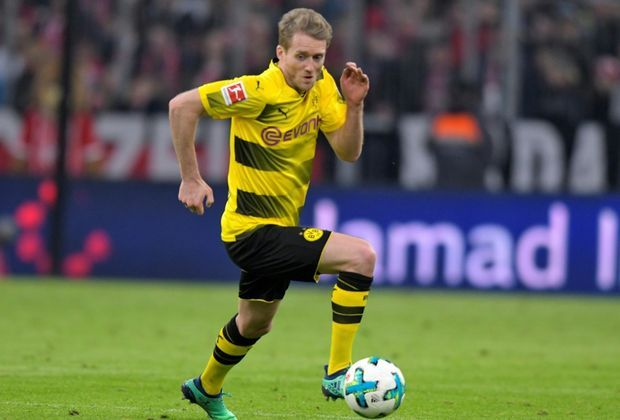 Andre Schürrle könnte gegen Leverkusen ausfallen