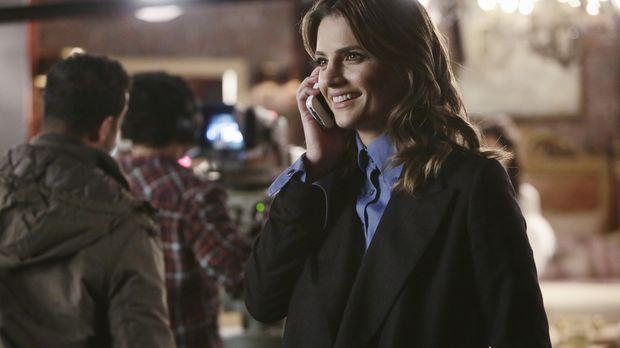 Als eine junge Schauspielerin ermordet wird, ermitteln Beckett (Stana Katic)...