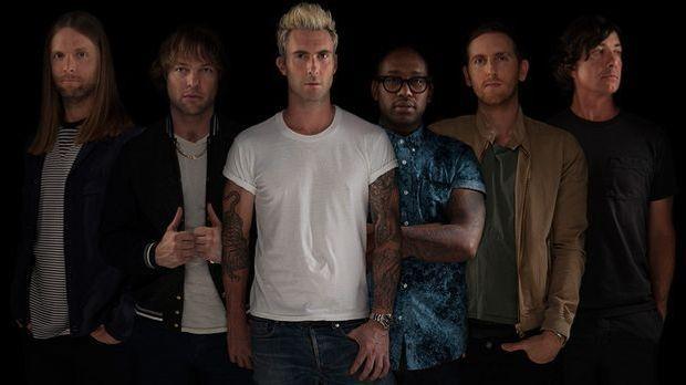 Maroon 5 2014