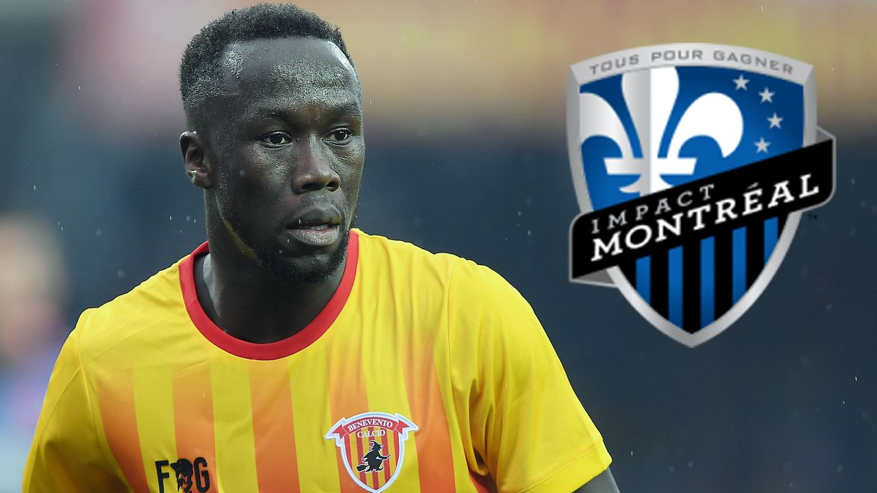 Bacary Sagna (Zugang Montreal Impact) - Bildquelle: 2018 Getty Images