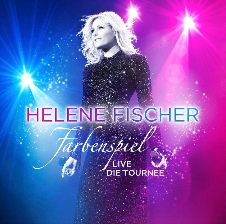 Helene-Fischer-Cover-Farbenspiel-Universal - Bildquelle: Universal