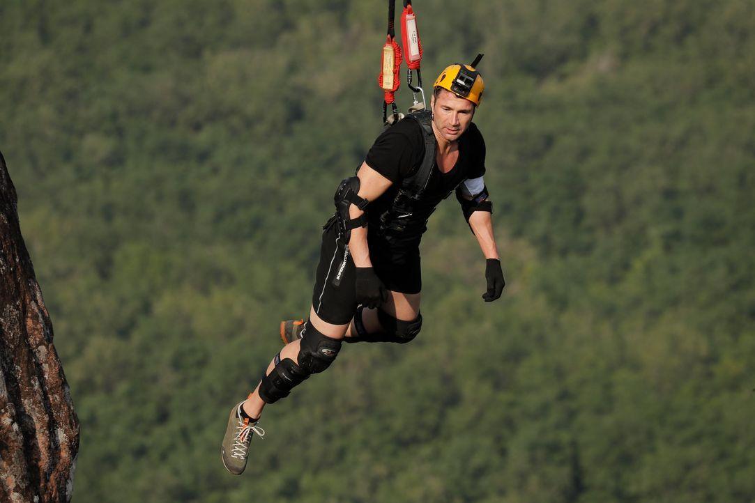 Global Gladiators Folge 1 _35 - Bildquelle: ProSieben/Richard Hübner