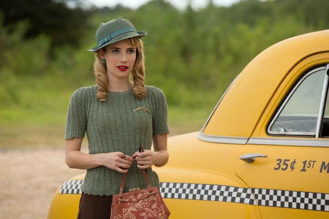 Maggie (Emma Roberts) bekommt ein verlockendes Angebot, dass sie dazu veranlasst, sich der Freakshow anzuschließen ... - Bildquelle: 2014-2015 Fox and its related entities. All rights reserved.