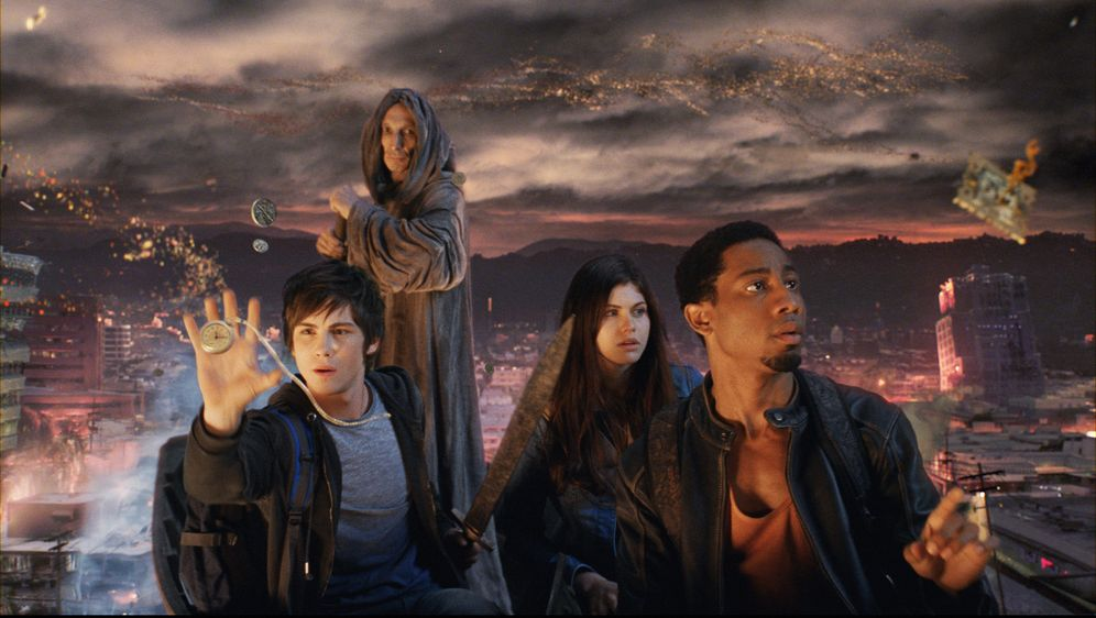 Percy Jackson - Diebe im Olymp - Bildquelle: 2010 Twentieth Century Fox Film Corporation. All rights reserved.