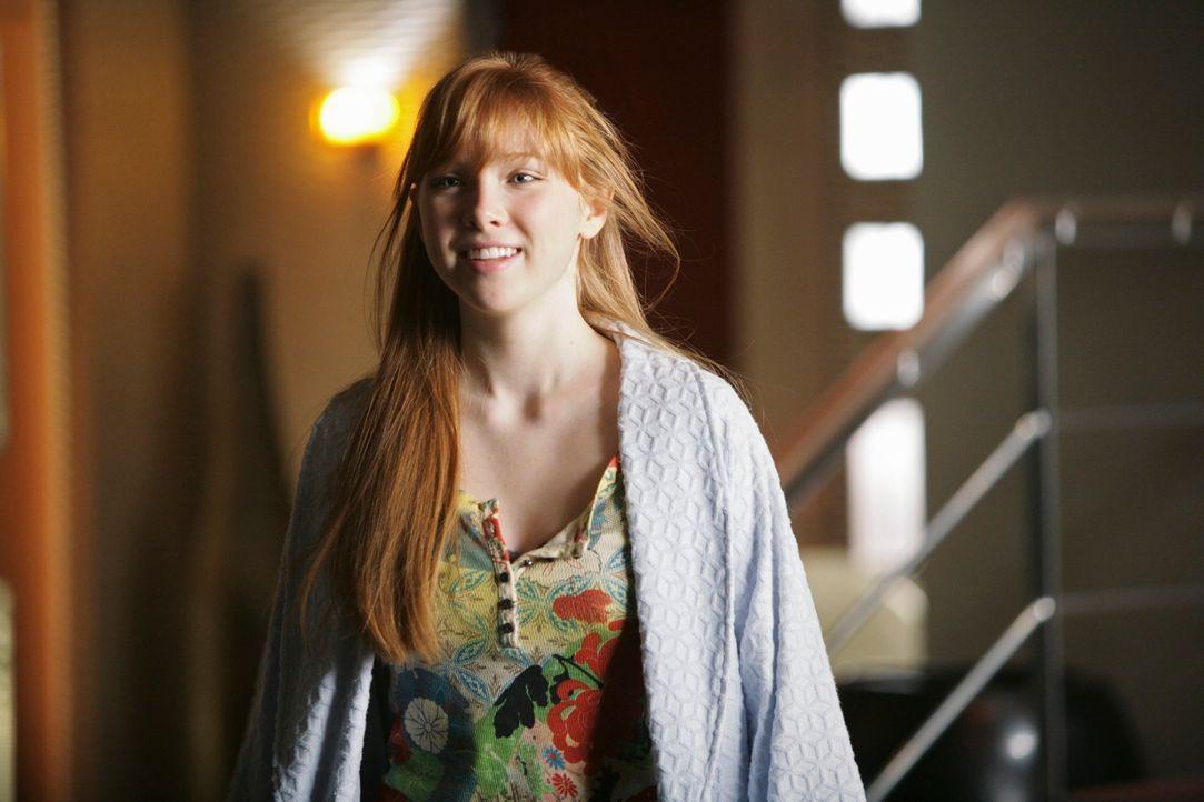 Verhält sich ihrem Vater gegenüber etwas merkwürdig: Alexis Castle ( Molly Quinn) - Bildquelle: ABC Studios
