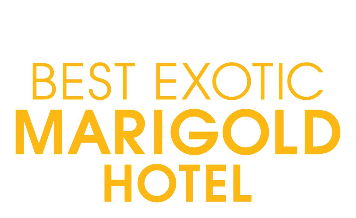 Best Exotic Marigold Hotel 2 - Logo - Bildquelle: 2015 Twentieth Century Fox Film Corporation.  All rights reserved.
