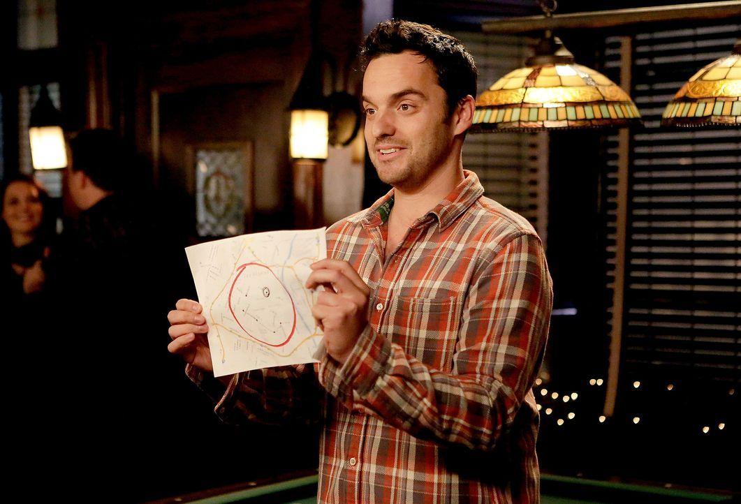 Nick (Jake Johnson) organisiert eine Kneipentour, die für die Freunde einige Überraschungen bereit hält ... - Bildquelle: 2015 Twentieth Century Fox Film Corporation. All rights reserved.