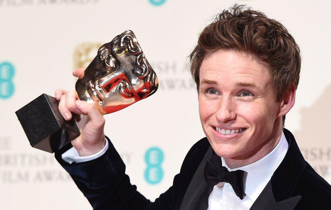 BAFTA-Eddie-Redmayne-15-02-08-1-dpa - Bildquelle: dpa