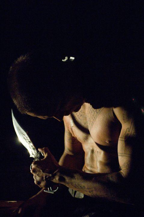 Im Kampf um die endgültige Vernichtung: Erzengel Michael (Paul Bettany) ... - Bildquelle: CPT Holdings, Inc.  All Rights Reserved.