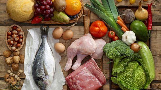 Bei der Paleo-Diät sind nur ausgewählte Lebensmittel erlaubt.