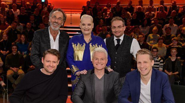 Genial Daneben - Die Comedy Arena - Genial Daneben - Die Comedy Arena - Sind Die Antworten Von Wigald Boning Total Daneben?