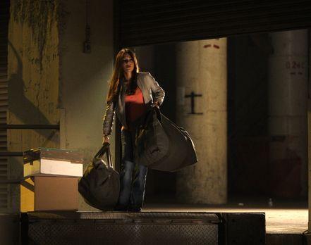 Without a Trace - Kim (Vanessa Marcil) befindet sich auf der Flucht ... - Bil...