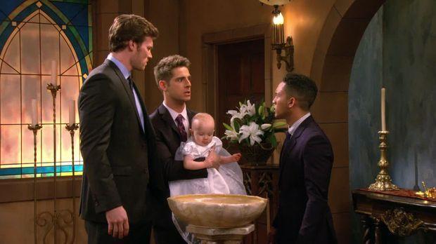 Baby Daddy - Baby Daddy - Staffel 2 Episode 12: Emmas Taufe
