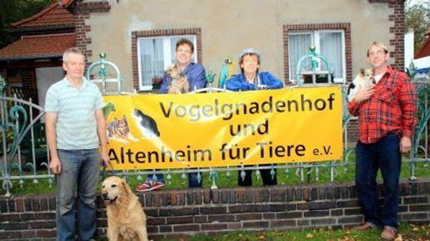 Vogelgnadenhof und Altenheim für Tiere e.V.