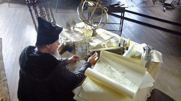 Schon zu Lebzeiten verdiente Nostradamus sein Geld mit astrologischen Ratschl...