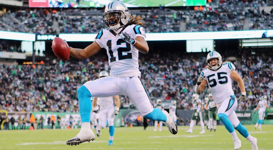 Rushing Offense: Carolina Panthers - Bildquelle: 2017 Getty Images