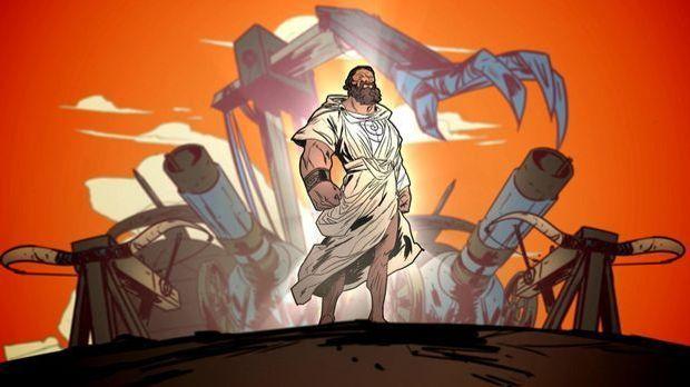 Superhelden - Archimedes