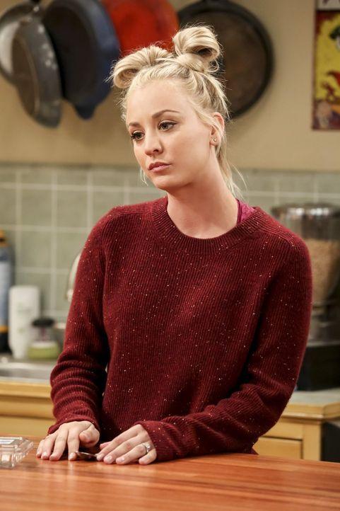 Gibt Raj und auch Sheldon wichtige Lebensweisheiten mit auf den Weg: Penny (Kaley Cuoco) ... - Bildquelle: Warner Bros. Television