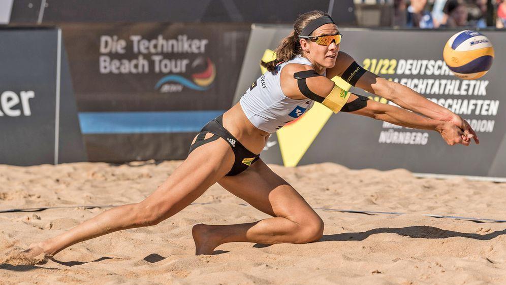 Olympiasiegerin Kira Walkenhorst muss sich in Kühlungsborn auf eine neue Par... - Bildquelle: imago/Beautiful Sports