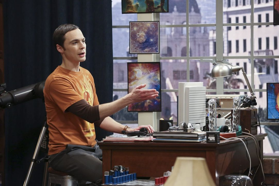 Die Spaßbremse: Sheldon (Jim Parsons) ... - Bildquelle: Warner Brothers