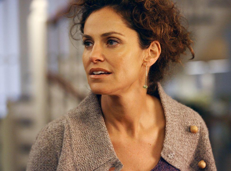 Violet (Amy Brenneman) ist total überrascht, als sie Cammie Davies, die Frau, für die Allan sie einst verlassen hatte, in der Praxis sieht ... - Bildquelle: 2007 American Broadcasting Companies, Inc. All rights reserved.