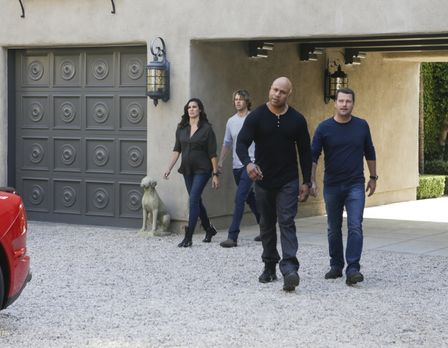Navy CIS: L.A. - Ein neuer Fall wartet auf das Team: Callen (Chris O'Donnell,...