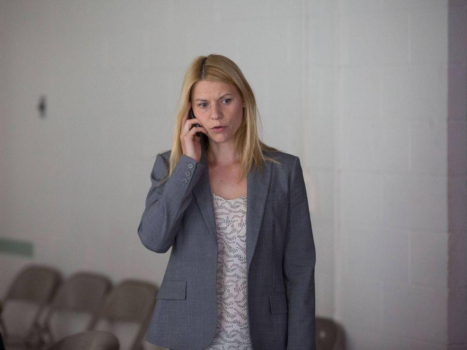 Hofft, endlich aus der Psychiatrie entlassen zu werden: Carrie (Claire Danes) ... - Bildquelle: 2013 Twentieth Century Fox Film Corporation. All rights reserved.
