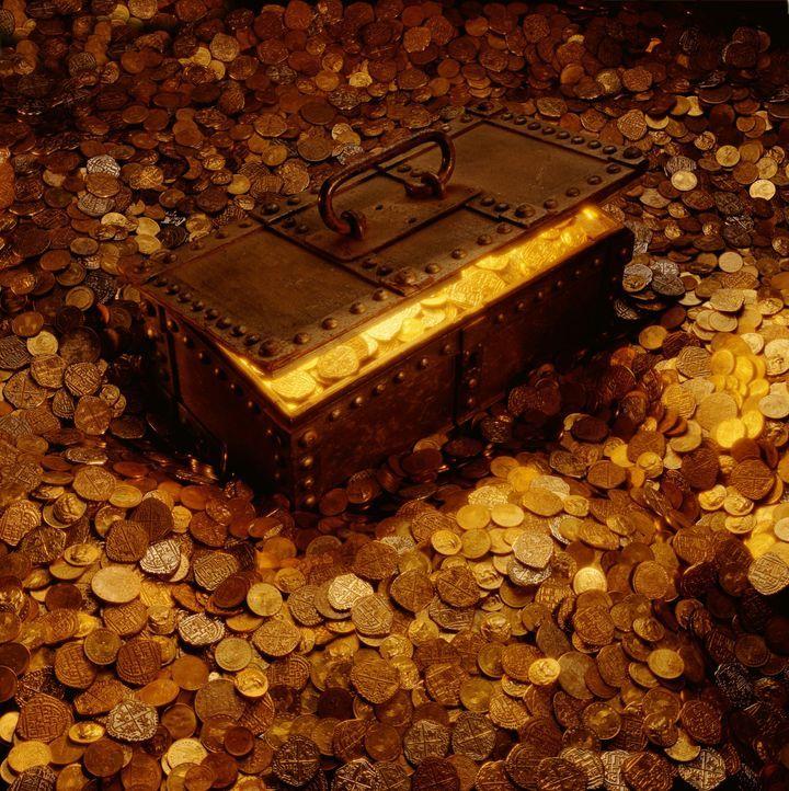 Versiegelte Schatzkammern, mysteriöse Reliquien, die von Außerirdischen beschützt werden und verschollene Reichtümer, die so wertvoll sind, dass sie... - Bildquelle: Getty Images