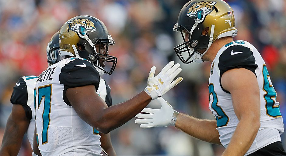 Platz 25 (geteilt): Jacksonville Jaguars (AFC South) - Bildquelle: 2018 Getty Images